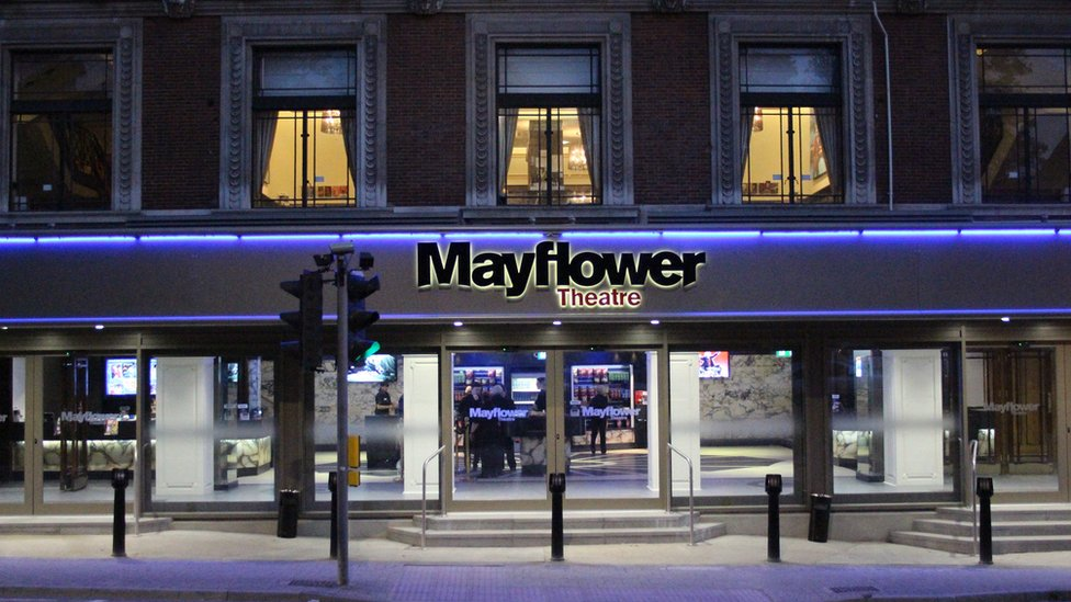 Mayflower Theatre, Mayflower, Theatre, Southampton