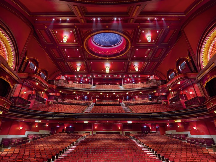 Mayflower Theatre, Southampton, Hampshire